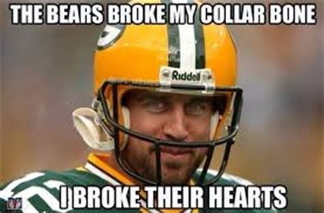 Aaron Rodgers Memes - aaron rodgers vs jay cutler nfl meme battle vote now sports unbiased