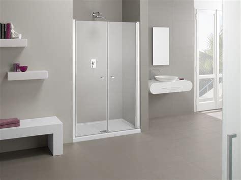 calibe doccia porta doccia nicchia a doppia anta palau