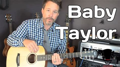 Baby Taylor Guitar BT1 Review With YourGuitarSage - YouTube
