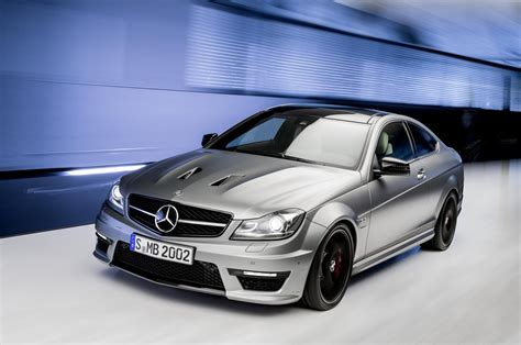 2014 Mercedes-benz C63 Amg Edition 507 Released [video