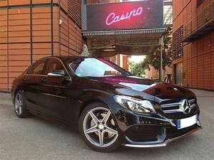 Mercedes Classe C Noir : mercedes classe c pack amg location mariages lyon ~ Dallasstarsshop.com Idées de Décoration