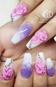 Cute Summer Acrylic Nail Designs 40 Cute Girly Nails Design Every Girl Wants 19 Ilove