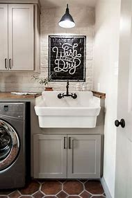 Utility Sink Laundry Room Ideas