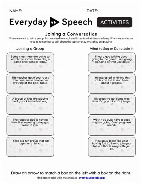 social skills video lessons for students everyday speech