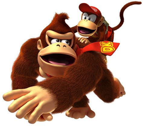 Donkey Kong Country Returns Official Artworks
