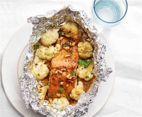 simple evening meal ideas spicy grilled salmon