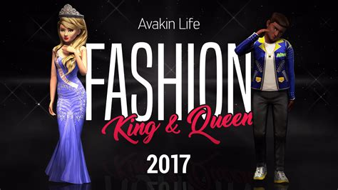 avakin queen king chance crowned enter official