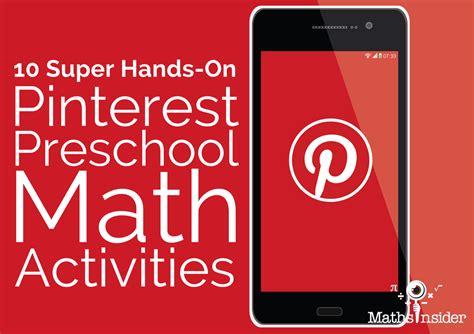 hands on preschool activities 10 on preschool math activities 54944