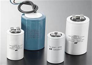 Electric Motor Capacitors Archives