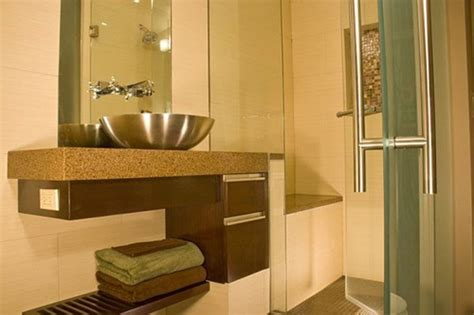 Great Ideas For Remodeling Small Bathrooms-interior Design