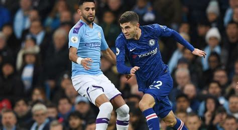 Chelsea and manchester city lock horns in the champions league final on saturday evening with a point to prove. How to watch Chelsea vs Man City: Live stream Premier League football online from anywhere ...