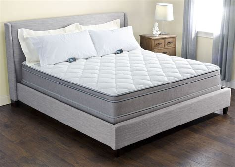 personal comfort bed 11 quot personal comfort a5 bed vs number bed p5 bed cal king