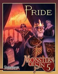 Monsters Of Sin 5  Pride  Pdf
