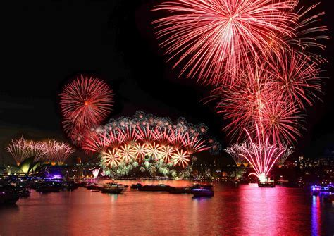 Welcome The New Year With The Most Extravagant Fireworks
