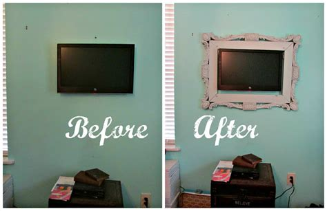 Quick Decorating Tip- Frame Your