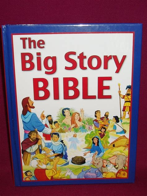 The Big Story Bible  Southern Cross Church Supplies