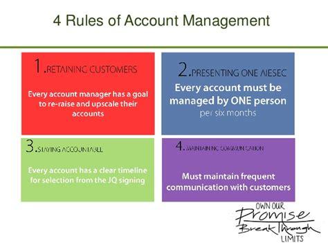 Account Management Tier1