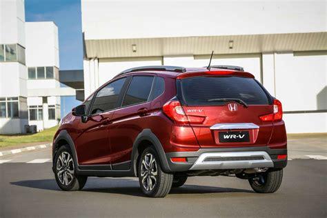 Honda WR-V 2018 tem preço inicial de R$ 79.400