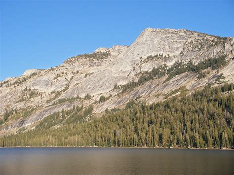 Tenaya Peak: Tuolumne Meadows, Yosemite National Park ...