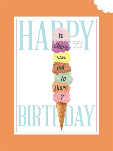 happy birthday unique gifts  kids greeting cards