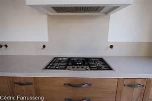 Plan De Travail Dekton : cuisine avec plan de travail en dekton c dric farrusseng ~ Melissatoandfro.com Idées de Décoration