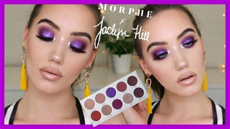 morphe  jaclyn hill vault review bling boss palette
