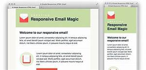 30 free responsive email and newsletter templates With html code for email template