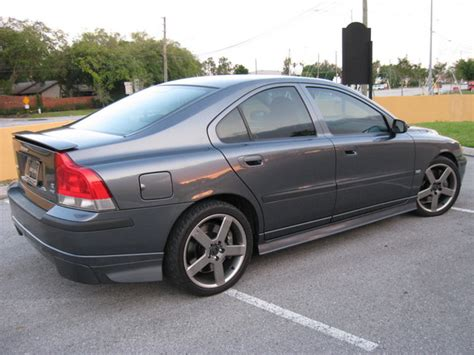 Volvo S60 Modification by Aj850 2004 Volvo S60 Specs Photos Modification Info At