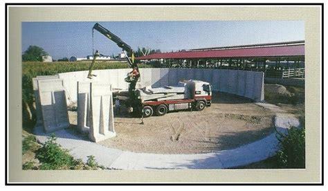 vasche prefabbricate in cemento vasche prefabbricate in cemento armato vibrato ad uso