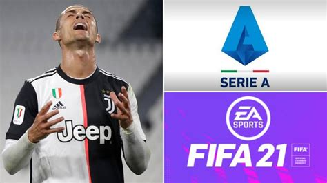 Here is the schedule for revealing the fut 21 team of the season squads. Another Serie A Team Will Be Missing From FIFA 21 Alongside Juventus - SPORTbible