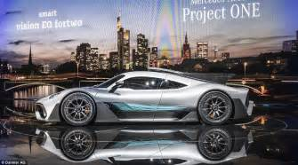 Mercedes Vision Gt Price by Mercedes New 163 2 4m Project One Hypercar Revealed This