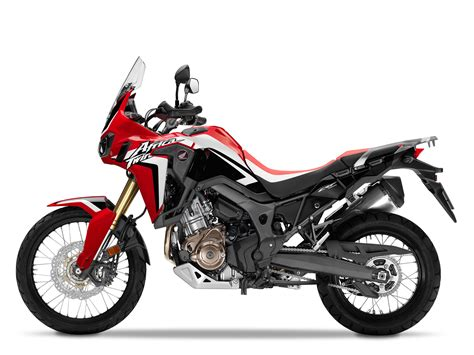 2017 Honda Africa Twin Crf1000l Dct Review