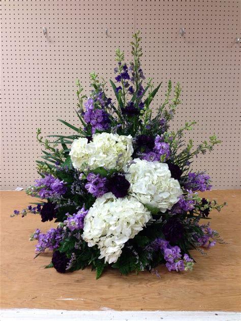 hydrangea wedding flower arrangements ideas