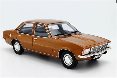 1973 Opel Rekord D 2100d