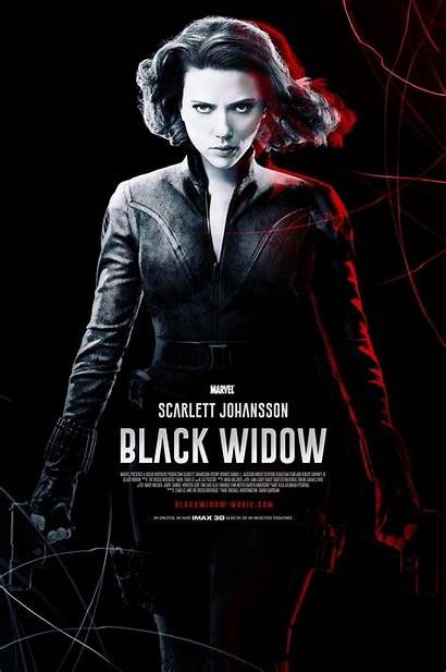Widow Marvel Poster Movies Film Avengers Action