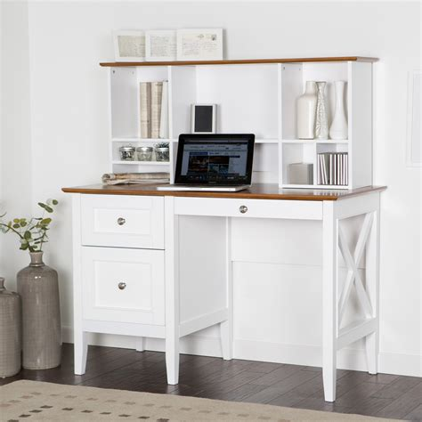 desk with hutch white belham living hton two drawer filing cabinet white