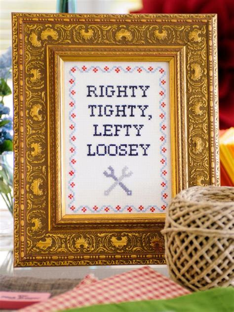 downloadable subversive cross stitch pattern righty
