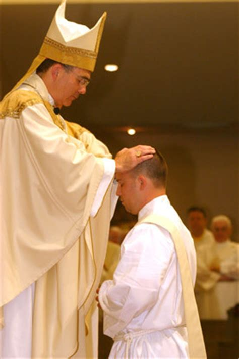 holy orders calls ordained clergy servants arkansas catholic