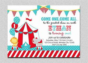 Carnival Birthday Party Invitations Free Disneyforever
