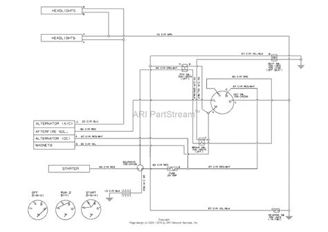 troy bilt 13a279ks066 bronco 2013 parts diagram