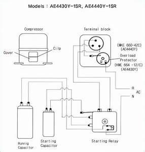 Compressor Current Relay Wiring Diagram