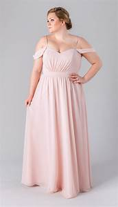 incredibly flattering plus size bridesmaid dresses boho With flattering wedding dresses for plus size