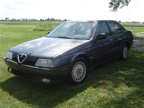 Alfa Romeo 164l by Alfa Romeo 164l 1991 Classic Alfa Romeo 164 1980 For Sale