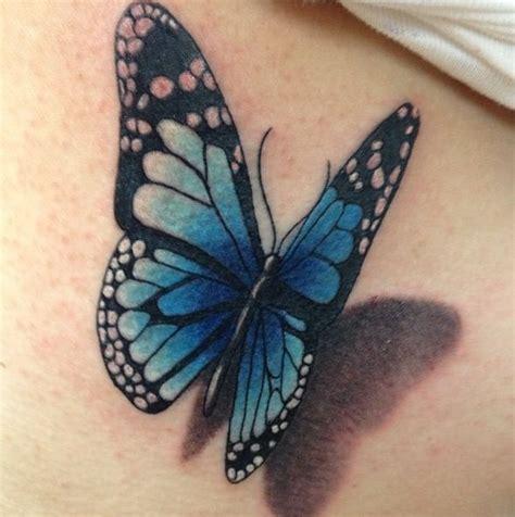 25+ Best Ideas About 3d Butterfly Tattoo On Pinterest 3d