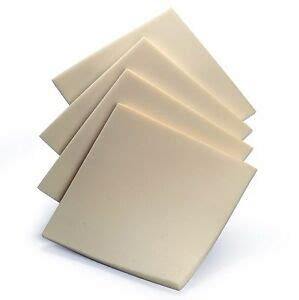 High Density Upholstery Foam by 6 Quot X 24 X 24 Quot High Density Foam Replacement Seat Cushion