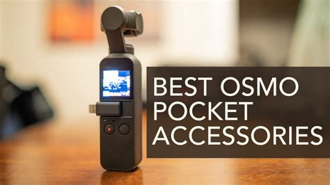 top  osmo pocket accessories aerial guide