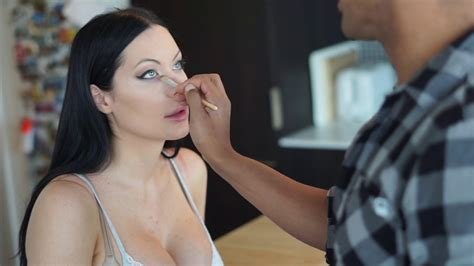 Veronika Black Makeup Tutorial Youtube