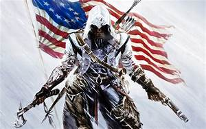 Wallpapers : Assassin's Creed III - Back to the GEEK
