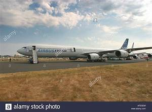 Airbus A340 600 long range four engined commercial ...