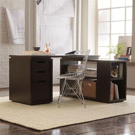 west elm office desk modular office modern desks and hutches by west elm
